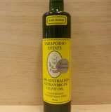 Late Season Extra Virgin Olive Oil